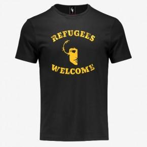 Camiseta REFUGEES WELCOME 21e197175c7
