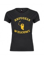 Camiseta REFUGEES WELCOME