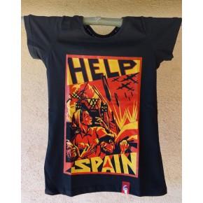 HELP SPAIN 1937