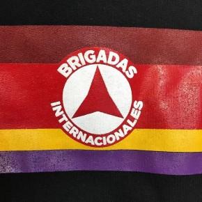 HOODIE BRIGADAS INTERNACIONALES