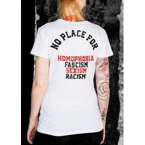 CAMISETA ST.PAULI CHICA NO PLACE FOR
