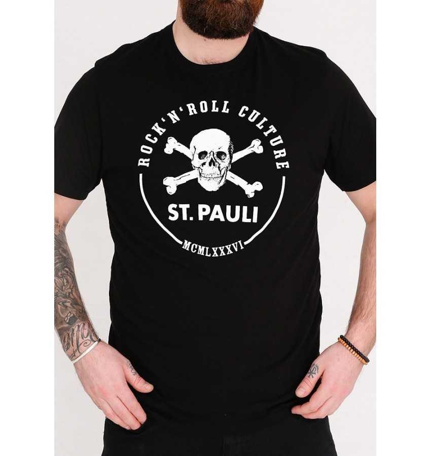 CAMISETA ST.PAULI ROCK´N ROLL