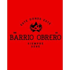 CAMISETA BARRIO OBRERO UNISEX