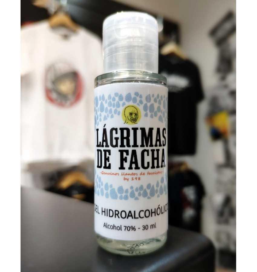 GEL HIDROALCOHÓLICO LAGRIMAS DE FACHA