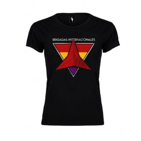international brigades tshirt for girl