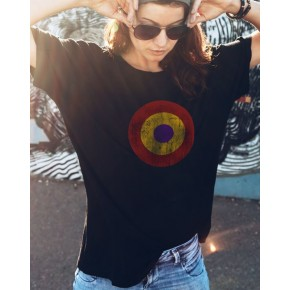 COCKADE T-SHIRT FOR WOMEN