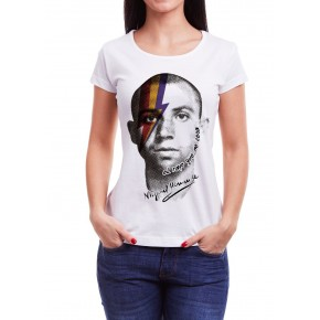 MIGUEL HERNANDEZ TSHIRT FOR WOMEN