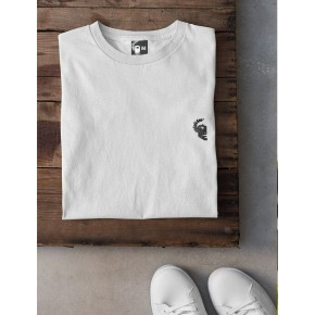 CAMISETA BORDADO BLANCA