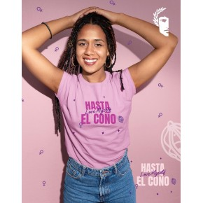 CAMISETA HASTA EL COÑO