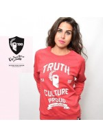SUDADERA RECYCLED CHICA