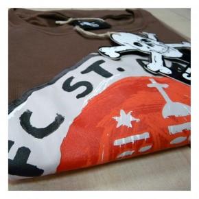 Camiseta escudo ST.PAULI ed especial