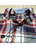 Camisa a cuadros Irati