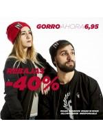 GORRO DE PUNTO
