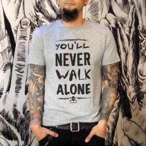 ST.PAULI NEVER WALK ALONE